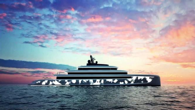 Yacht Moonstone