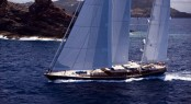 46m Pendennis sailing superyacht Christopher