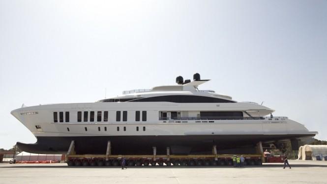 Alia Yachts 60m SAMURAI