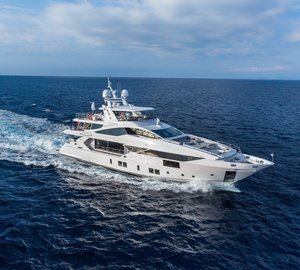 Benetti Sells 6th VIVACE 125' Hull BF106