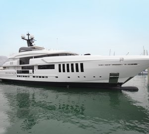 Luxury Charter Yacht OURANOS Launched