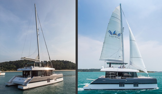 Eagle Wings by Sunreef Yachts