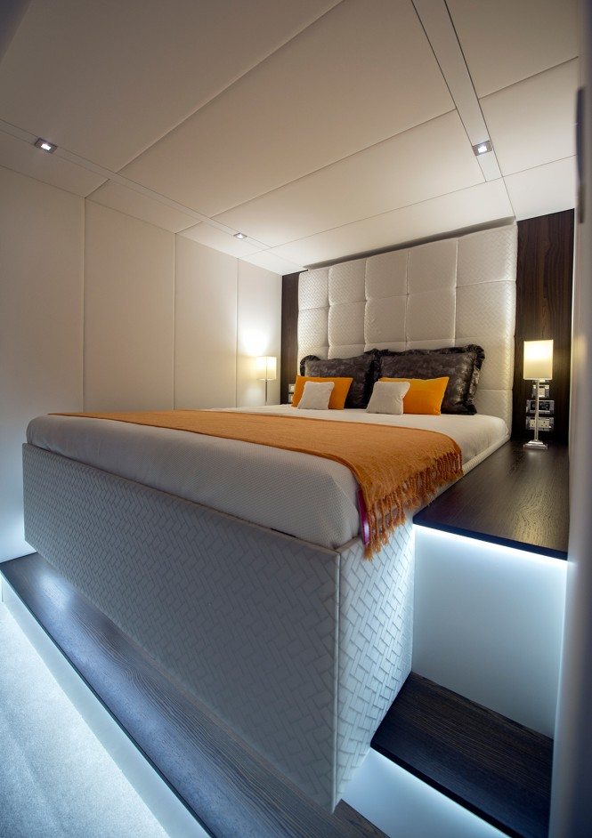 Eagle Wings interior accommodation