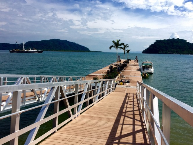 Golfito Marina Gearing Up to Welcome Charter Yachts and Private Superyachts visiting Costa Rica