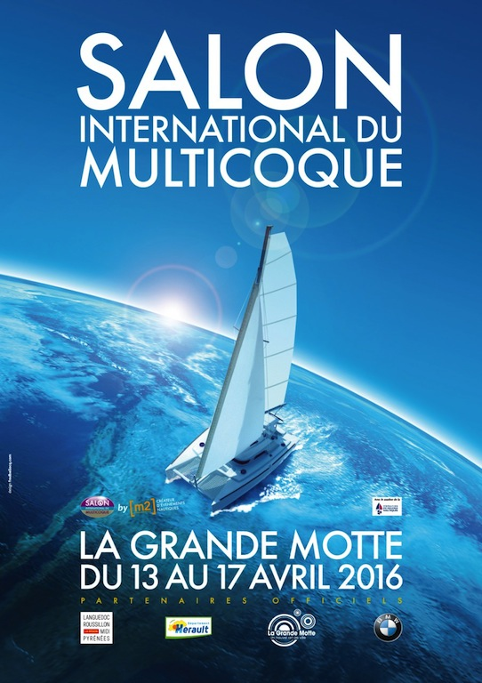 International multihull boat show 2016