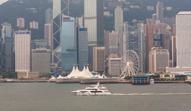 Mingfa in Hong Kong