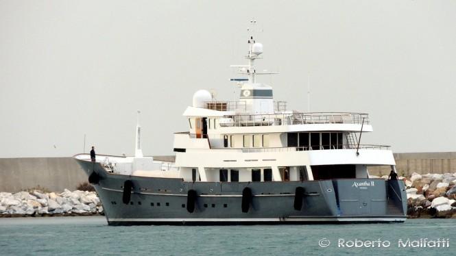 Motor Yacht AXANTHA