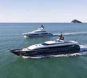 Baglietto Yachts to Participate in the Singapore Yacht Show