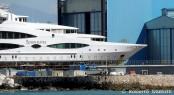 Queen Mavia superyacht - Photo by Roberto Marlfatti