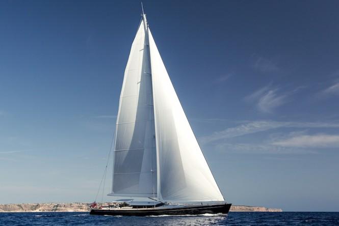 Royal Huisman S/Y Sea Eagle © Carlo Baroncini Photography