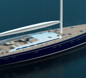 Brand New Swan 115 FD Luxury Sailing Yacht SHAMANNA for Charter in Italy and French Riviera