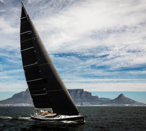 Southern Wind Announce Delivery of 82' Sailing Yacht AMMONITE