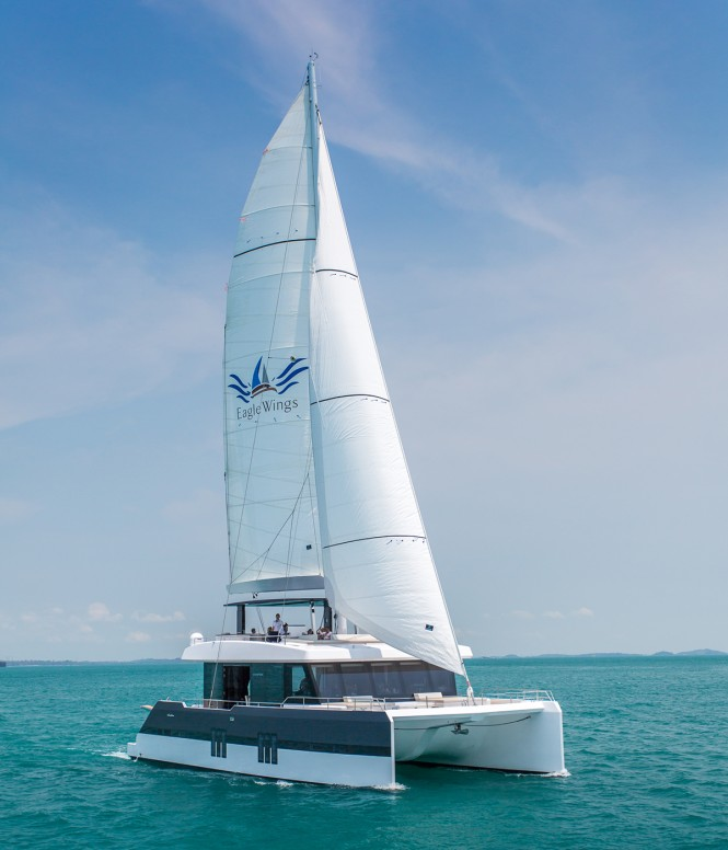 Sunreef 68 Sailing Cat EAGLE WINGS