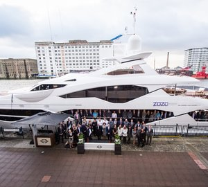 Don't Miss Sunseeker in BBC TWO's 'Britain's Biggest Superyachts: Chasing Perfection'