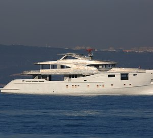 Bilgin 156-II Superyacht Launched in Turkey