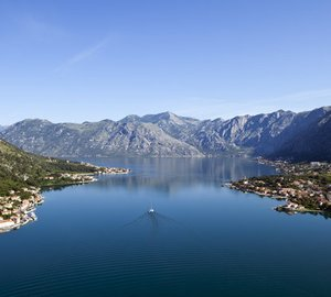 Private and Charter Superyachts Gather for Rendezvous in Spectacular Montenegro