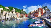 Vernazza, Cinque Terre - Luxury Yacht Charters in Italy