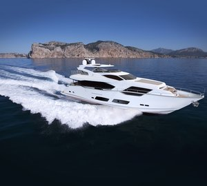 New SUNSEEKER 95 Yacht To Be Unveiled at the British Motor Yacht Show