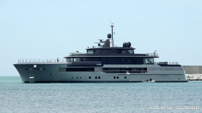 ATLANTE built by CRN