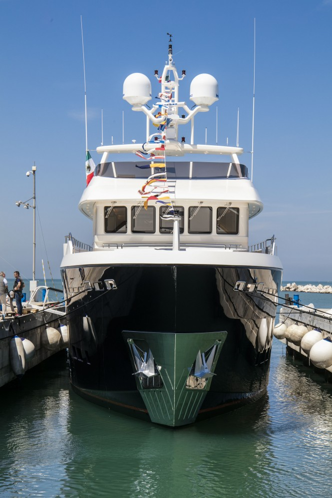 BABBO launched at Cantiere Delle Marche in Italy