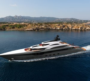 80M BILGIN 263 Biggest Yacht To Be Constructed in Turkey