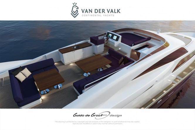Continental Three by Van Der Valk