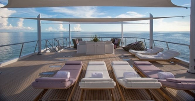 DREAM - sun deck
