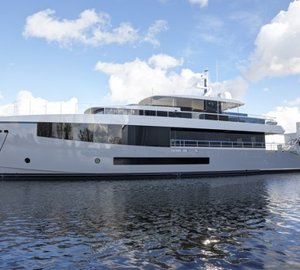 34M Superyachts MOON SAND TOO and KAMINO by Feadship Delivered to Owners