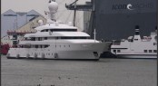 ILONA Superyacht at ICON YACHTS