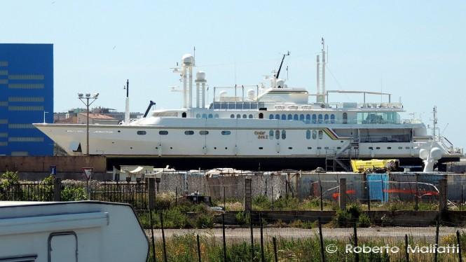 Luxury Yacht CEDAR SEA II - Photo Roberto Malfatti
