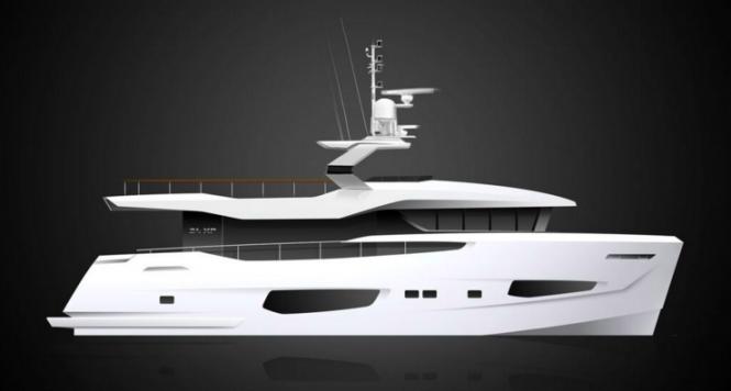 NUMARINE 24XP Yacht
