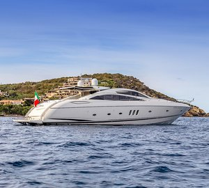 Naples and Portofino Yacht Charter With No Delivery Fees Aboard Sunseeker 82 OCTAVIA