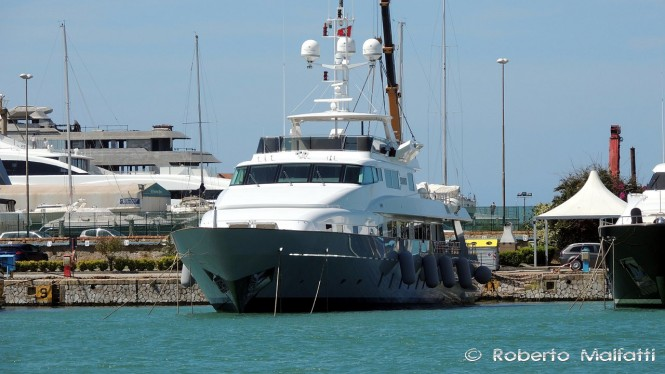 RIMA II by Benetti - Photo Roberto Malfatti