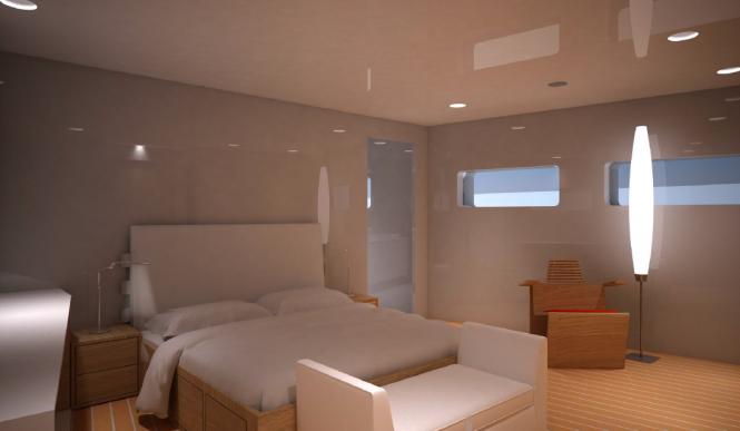Sussurro accommodation