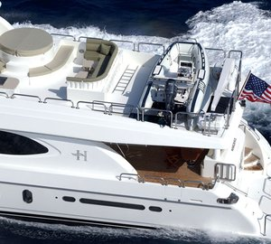 Hargrave Motor Yacht TIGERS EYE Available in Bahamas with No Delivery Fees