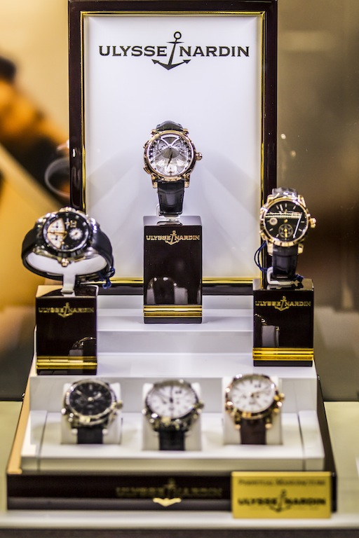 Time Pieces at 2015 Show