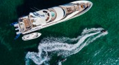 W available for luxury yacht charter in the Bahamas