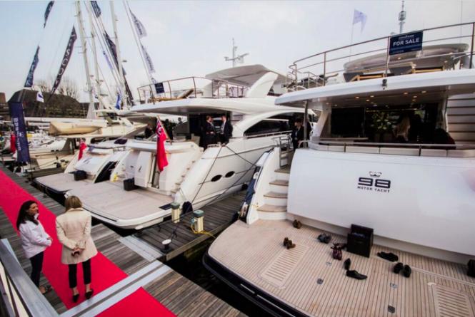 Yachts at 2015 LYJAPCS