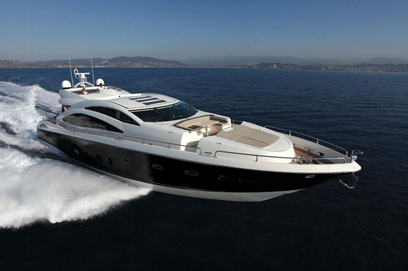 Sunseeker 'Casino Royale'