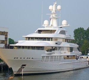 Photos: 88.5M OCEANCO Mega Yacht INFINITY