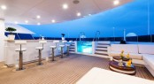 Superyacht IRIMARI - Jacuzzi and bar