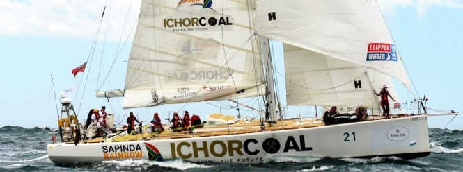 Clipper Round the World Race 2016 - IchorCoal