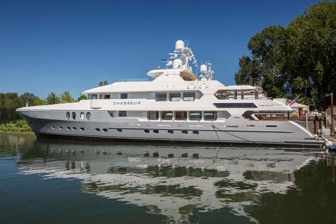 50m Motor yacht CHASSEUR