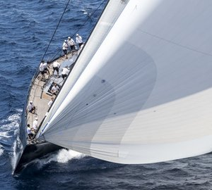 Press Release: The winners of the Loro Piana Superyacht Regatta