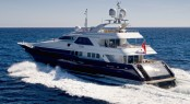 Superyacht KIJO available for charter in Croatia, Greece or Turkey