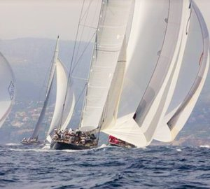 An intense first day of racing at Palma de Mallorca