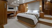 Sail yacht TWILIGHT - master suite