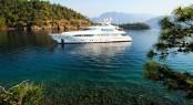 Luxury yacht SEVEN SINS