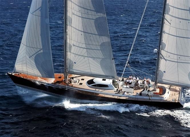 Sailing yacht SOJANA