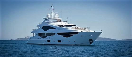 Luxury yacht JACOZAMI
